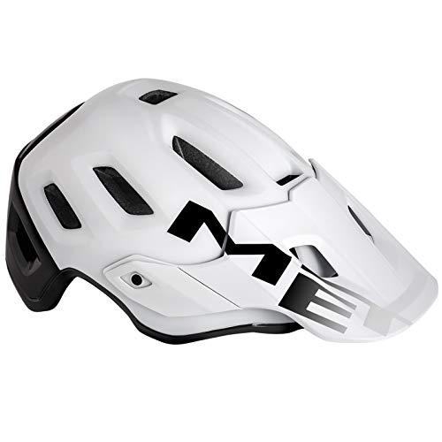 MET MTB All Mountain-Helm Roam Mips White Black Gr. L 58-62cm Mod.18 3HM115L0BI1