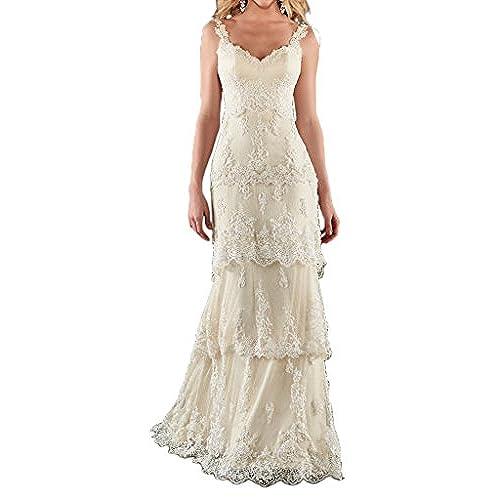 Hochzeitskleid Etui Lang: Amazon.de