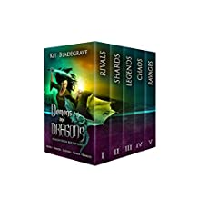 Demons and Dragons: Dragon Reign Box Set Series Books 1-5 (English Edition)