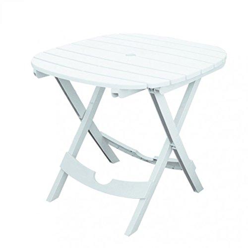 Bo Time Table de Jardin Pliable 70x75x72 cm pour Extérieur