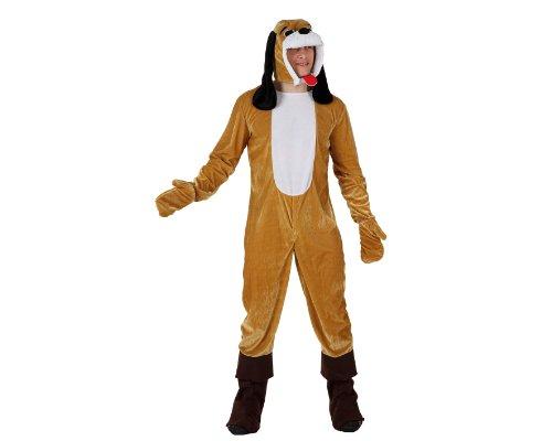 Atosa - 96958 - Disfraz Perro Marron- talla XXL - Color Marrón para Hombre Adulto