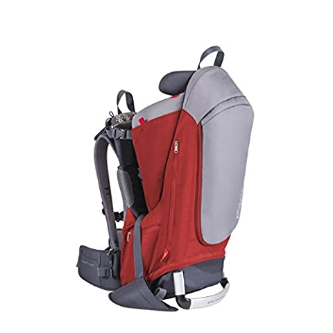 phil&teds Escape Baby Carrier, Red