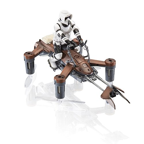 Propel SW-1003 Star Wars 74-Z Speeder - Quadcopter Battles Dron