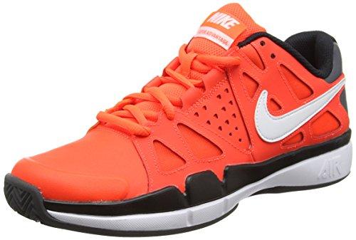 Nike Air Vapor Advantage Clay, Chaussures de Running Compétition Homme Orange (810)