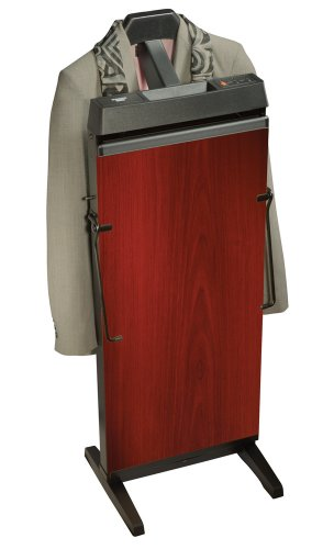41dBFfdGp0L - Corby of Windsor 4400 Trouser Press in Mahogany Wood Effect Finish