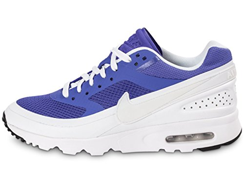 Nike - W Air Max Bw Ultra, Scarpe sportive Donna Morado (Persian Violet / White)