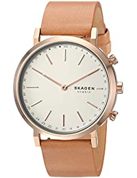 (Renewed) Skagen Analog White Dial Women's Watch - SKT1204
