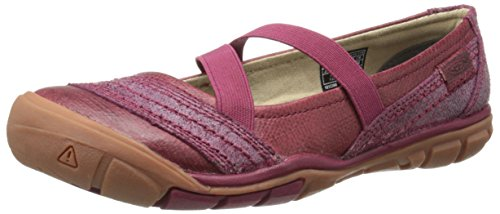 Keen Rivington CNX Criss-Cross Donna US 7 Rosso Mary