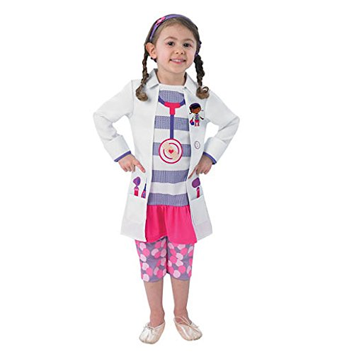 Doc McStuffins Kostüm – Medium (Alter 5–6)