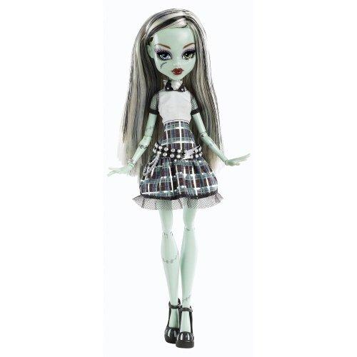 Mattel - MONSTHER HIGH FRANKIE STEIN Y0424 - W9912 (Original Monster High Frankie)