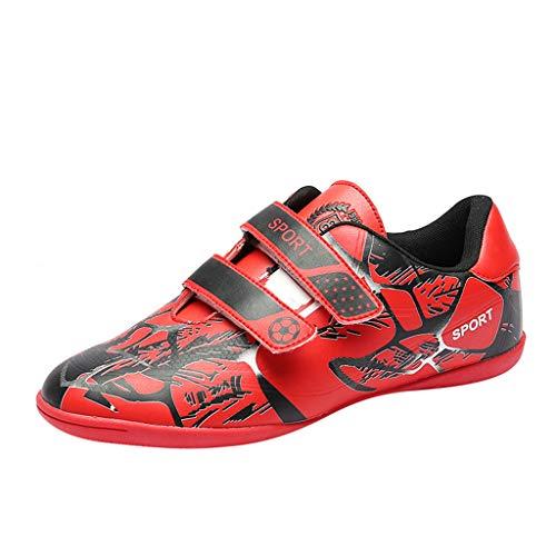 ❤Loveso❤ Damen Klett Sportschuhe Sneaker Turnschuhe Freizeitschuhe Atmungsaktive Outdoor Schuhe Running Schuhe Peep-toe Polka Dot-slingback