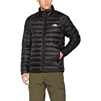 The North Face M Trevail Jacket Chaqueta, Hombre, Negro (TNF Black), L