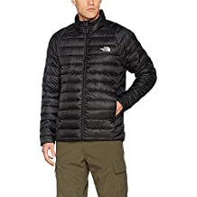 The North Face M Trevail Jacket Chaqueta, Hombre, Negro (TNF Black),