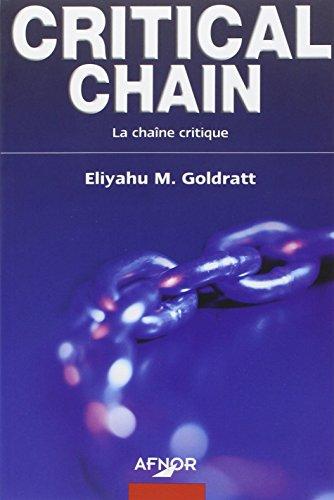 Critical chain : La chaîne critique