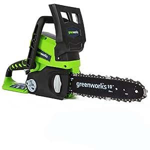 Greenworks Tools 2000007 24V Akku-Kettensäge 25 cm