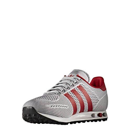 adidas Originals LA Trainer EM Sneaker S76083 Onix/Red Gr. 48 (UK 12,5)