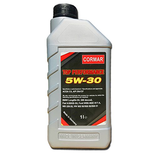 5w30 Top Performance Long Life III Gen 30.000km percorrenza FAP Dpf DEXOS2