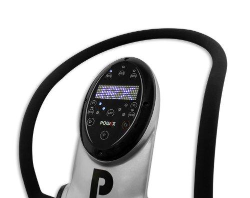 POWRX Vibrationsgerät Active Evolution 2.7, Schwarz, 02285 -