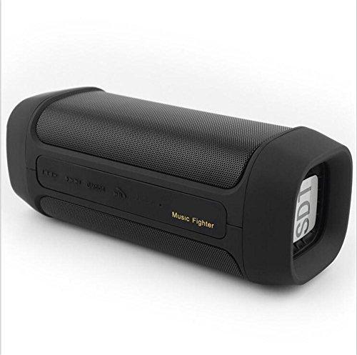 Bluetooth-Lautsprecher Drahtloser beweglicher drahtloser Aufladeeinheit Hochleistungsdoppellautsprecher-im Freienradio-Karten-Subwoofer