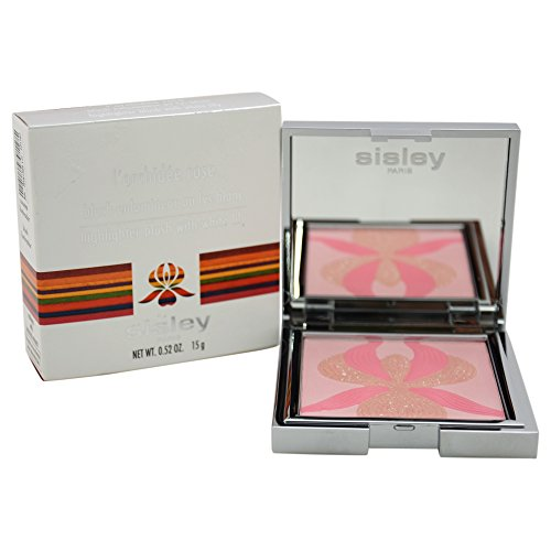 Gel To Powder Blush (Sisley Palette Orchidée rose unisex, Blush Highlighter mit weißer rose 15 g, 1er Pack (1 x 0.086 kg))