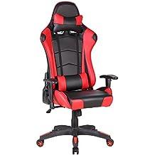 IntimaTe WM Heart Racing Chaise De Bureau Sige Sport Luxe Fauteuil Gamer Pro En Similicuir