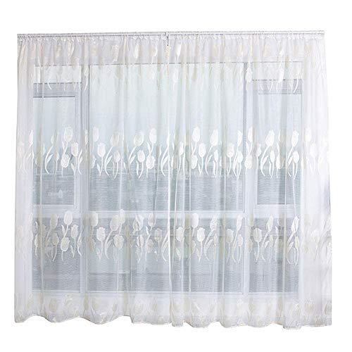 Idalinya tenda per finestra tende per finestre oscuranti pannelli per camera da letto - trattamento termico isolamento termico per isolante solido tende oscuranti per soggiorno(giallo)