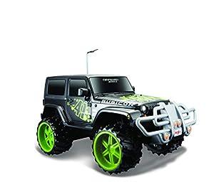 MAISTOTECH Maisto Tech- Radio Control Jeep Wrangler Rubicon (82069)