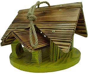 vogelhaus vogelvilla futterstation f r bunte g rten. Black Bedroom Furniture Sets. Home Design Ideas