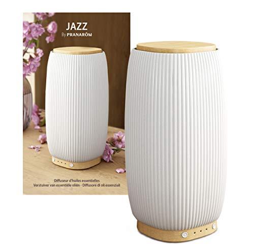 Pranarom Difusor Jazz Cerámica Bambú