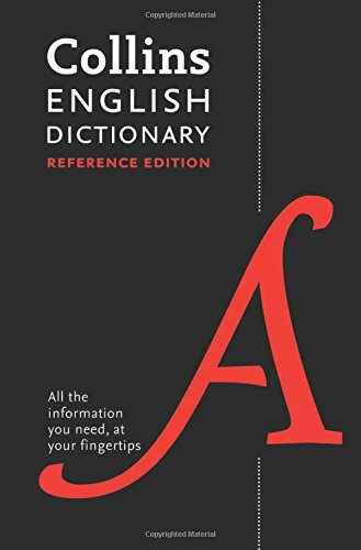 Collins English Dictionary Reference edition: 290,000 words and phrases thumbnail