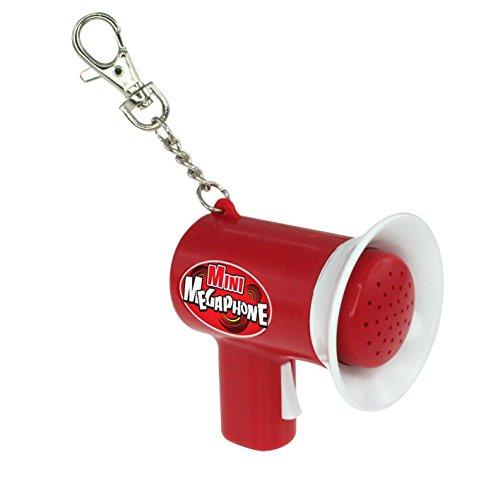 Schlüsselanhänger Mini-Megaphone