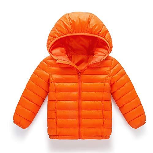 Babykleidung Set,Beikoard Kinder Herbst und Winter langärmelige Baumwoll-Daunenjacke -