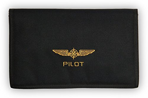 design4pilots - Portadocumenti per piloti 'docubag'