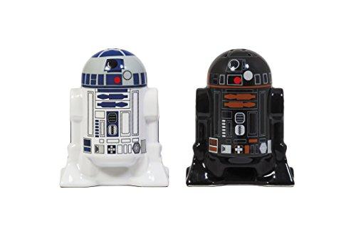 Star Wars Salz- und Pfefferstreuer: D2& r2-q5, mehrfarbig, Set von (Wars Star R2)