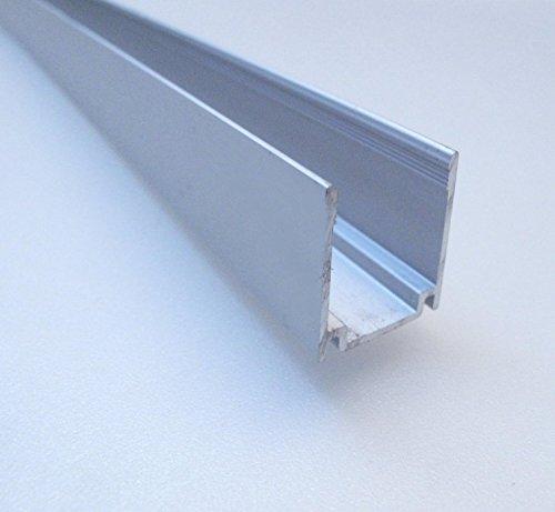 Eurolite - Led neon flex anodizado de aluminio de 2 m de canal