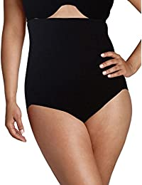 Naomi & Nicole Fuller Figure Hi-Waist Shaping Brief