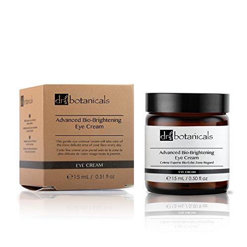 Dr Botanicals Crème Expert Contour des Yeux Éclaircissante Bio 15 ml
