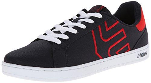 Etnies FADER LS, Chaussures de Skateboard homme Bleu - Blau (NAVY/RED/WHITE/465)