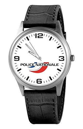 Montre Police Nationale Francaise