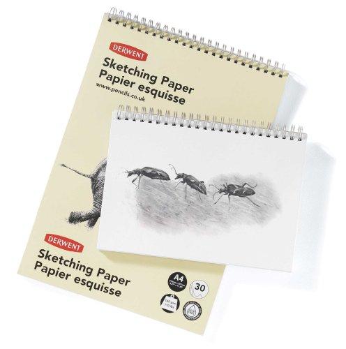Derwent A5 Landscape Sketch Pad,...