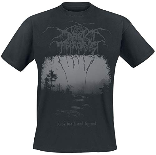 Darkthrone Black Death and Beyond T-Shirt schwarz M -