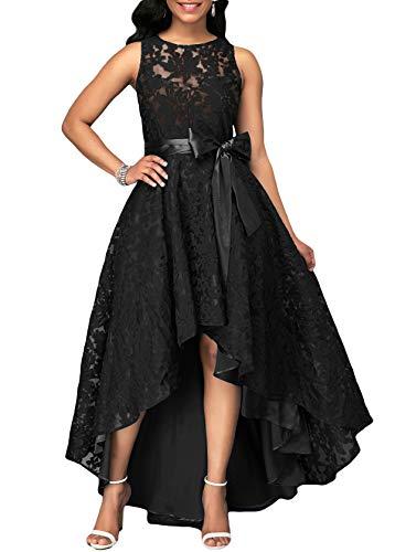 Rosae Spitzenkleid Vintage Unregelmäßig Festlich Abendkleider Partykleid Cocktailkleid Ballkleid...