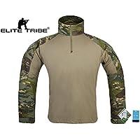 airsoft caza táctico camisa combate Gen3 camisa Multicam Tropic (XXL)