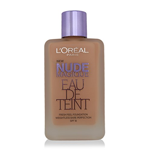 L'Oréal Paris Eau De Teint Foundation, Warm Ivory 20 ml Number 110