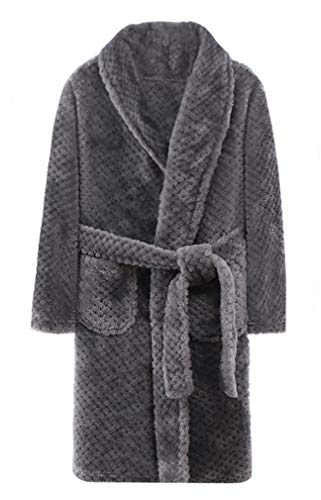 ABClothing Señoras Shimmer Fleece Robe