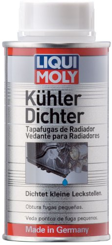 Liqui Moly 2505 Radiator leak covers. 150 ml for 10 liters of refrigerant.