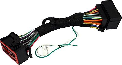 Caraudio-Systems Kabelsatz zum Video Interface TV-500 passend für Uconnect 8,4