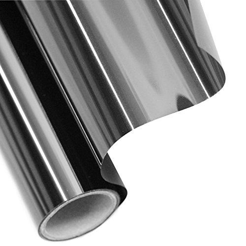 Preisvergleich Produktbild Tönungsfolie Sonnenschutzfolie Fensterfolie 60% SCHWARZ 300x50cm