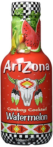 Arizona Cowboy Cocktail Watermelon, 6er Give up the ghost (6 x 500 ml)