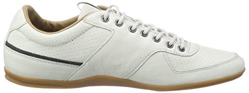 Lacoste Taloire 17, Baskets Basses homme Weiß (OFF WHT 098)
